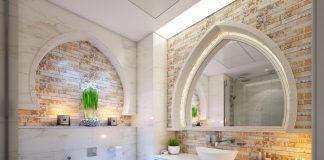 אריחי קרמיקה לעומת אריחים מאבן טבעית עבור מטבח או חדר אמבטיה