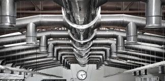 פתרונות אוורור תעשייתיים